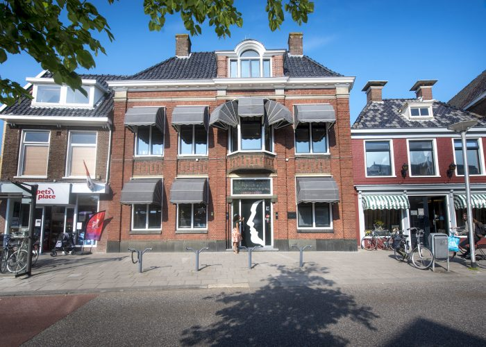 Orthodontiepraktijk Leeuwarden praktijkpand.