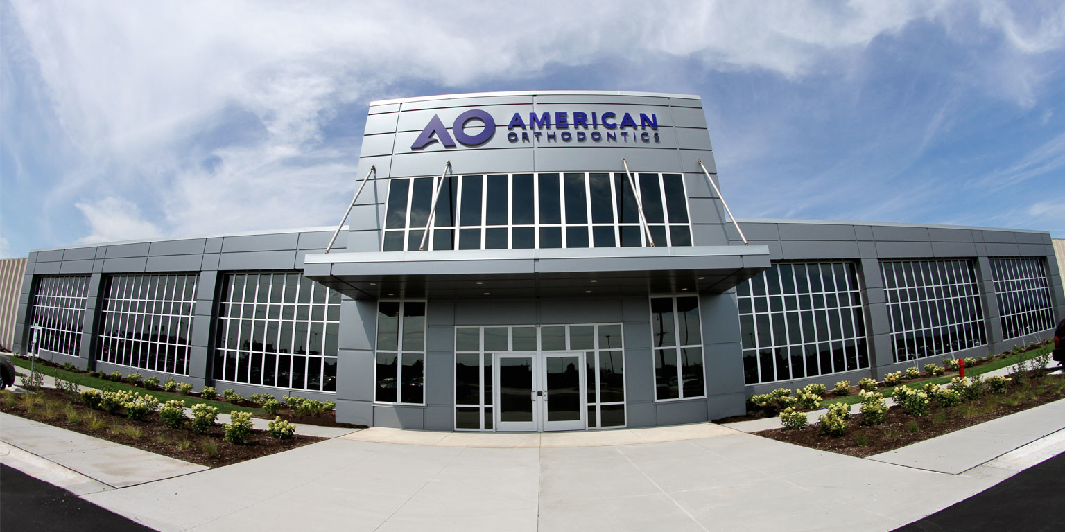 American Orthodontics fabriek