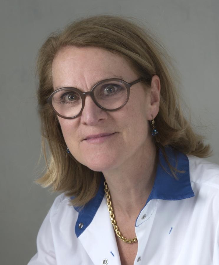 Jenneke de Jong-de Waard, endodontoloog