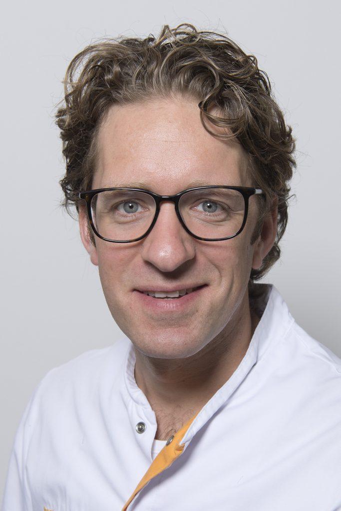 Aarnoud Hoekema, kaakchirurg