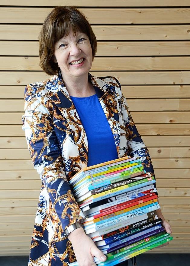 Lida Dijkstra, Berneboeke-ambassadeur